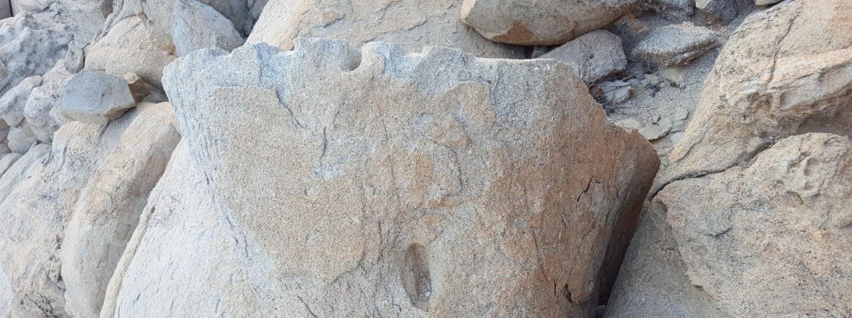 Géologie et architecture à Délos